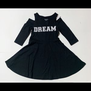PLACE little girls skaters dress
